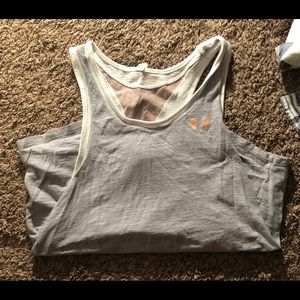 Woman's work out tank